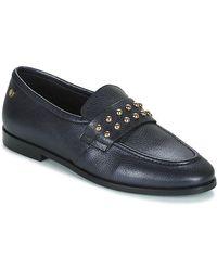 Tommy Hilfiger ROUND STUD LOAFER Chaussures - Noir