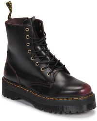 Dr. Martens Bottines Jadon II - Rouge