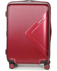 American Tourister Valise - Rouge