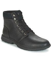 Caterpillar NYLES Boots - Noir