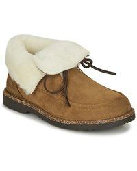 Birkenstock BAKKI Boots - Marron