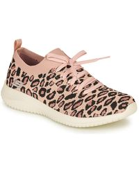 Skechers Chaussures - Rose