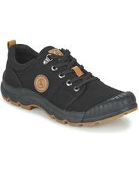 Aigle TENERE LIGHT LOW Chaussures - Noir