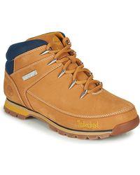Timberland Boots - Jaune