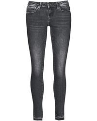Guess Jeans skinny HOXTON - Noir