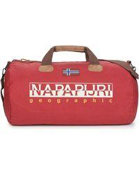 Napapijri BERING 2 OLD RED 094 Sac de voyage - Rouge