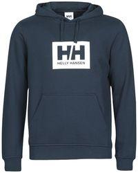 Helly Hansen Sweat-shirt - Bleu