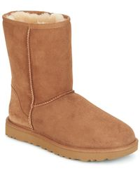 UGG - Classic Short II Bottes pour - Lyst
