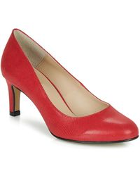 André POMARA 2 Chaussures escarpins - Rouge