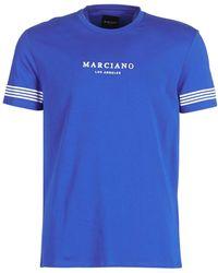Marciano T-shirt - Bleu