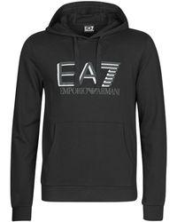 EA7 Sweat-shirt - Noir