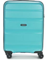 American Tourister BON AIR 55CM 4R Valise - Bleu
