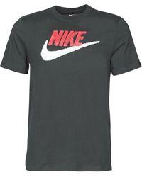 Nike - Plus - Brand mark - T-shirt - Lyst