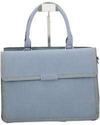 Gabor Bags Handbags Purple/pink Nueva, Light Blue 8413-52