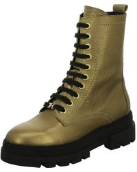 Tommy Hilfiger Casual Lace-ups rugged Classic Metalic - Green