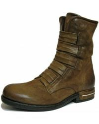 A.s.98 Wo Ankle Boots Brown 516203-301-6871