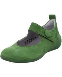 Think! Wo Sporty Slip-ons Green Cugal-spangenschuh 0-686216-43