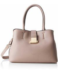 Gabor Bags Handbags Beige Liana Shopper, Oldrose E 8141 05/05 - Multicolour