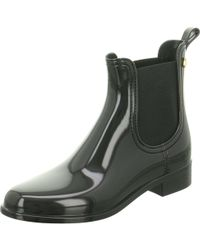 Le Coq Sportif - Wo Ankle Boots Black Black Gummi - Lyst