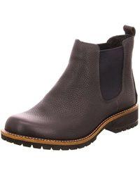 Ecco Wo Ankle Boots Black Ladies 244603/01001 - Multicolour
