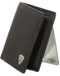 Strellson Bags Wallet And Cardholders Black Geldbörse 4010001046