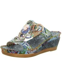Laura Vita Wo Clogs Blue Jeans Beatrice 138