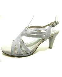 Marco Tozzi Comfort Sandals Grey
