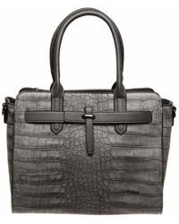 Gabor Bags Handbags Grey Beatrice 8377-70 - Gray