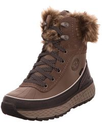 Allrounder By Mephisto Winter Boots - Black