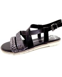 Marco Tozzi Comfort Sandals - Black