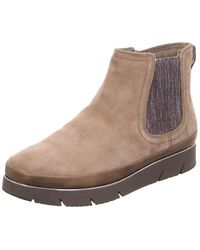Tamaris Wo Ankle Boots Beige 1-1-25406-23/362 362 - Natural