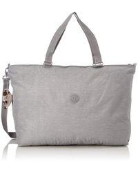 Kipling Bags Shoulder Bags Grey K12292 Xl Bag Clouded Sky K12292e31 - Blue