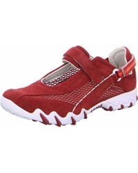 Allrounder By Mephisto Classic Slip-ons - Red