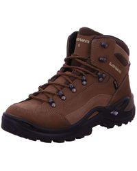 cbf37fcb411 Wo Hiking Shoes Brown 320943 4655 Renegade Mid -s- Taupe/sepia