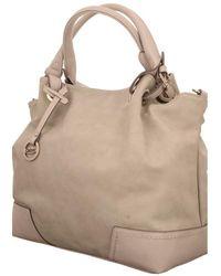Gabor Bags Shopper Grey Mara 8112-72 - Gray