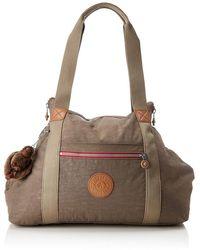 Kipling Bags Shoulder Bags Beige K13405 Art M True Beige C K13405-22x - Natural