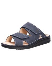 Finn Comfort Slippers - Blue