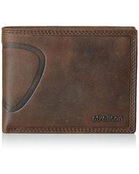 Strellson Bags Wallet And Cardholders Brown 4010000048 Harrison Braun 4010000048 Braun