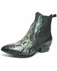 A.s.98 Wo Ankle Boots Black 160204-301-0001