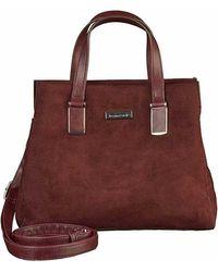Tamaris Bags Handbags Red Nadine 2897182-544