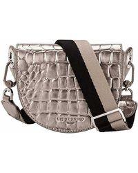Liebeskind Berlin Bags Handbags Metallic Mixedbag Metallic Croco /belt Bag Mixdbbps9-mix8mc