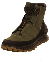 Ecco - Lace-up Boots Green Outdoor 832324/50048 - Lyst