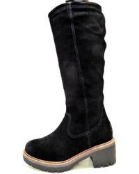 Marco Tozzi Knee High Boots - Black