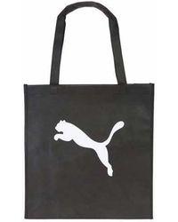 PUMA Bags Handbags Black Shopper 073218/013