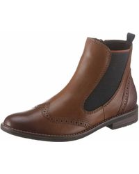 Marco Tozzi - Wo Ankle Boots Brown 2-2-25365-33/340 - Lyst