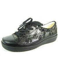 Christian Dietz Wo Comfort Lace-ups Black Locarno 9541961-45