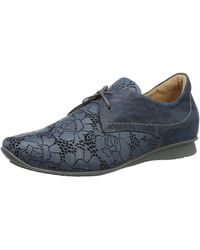 Think! - Wo Casual Lace-ups Blue Chilli 03 80102-90 - Lyst