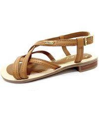 ISABEL MARANT Sandale Sandalette Jemma Flat Suede Fringe Sandal Camel Gr 38
