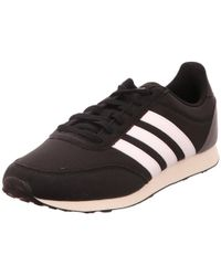 purchase cheap f6871 a1319 adidas - Trainers Black Schuhe Neo V Racer 2.0 - Lyst
