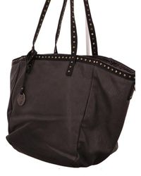 SURI FREY Bags Handbags Grey Tory 11511-800 - Black
